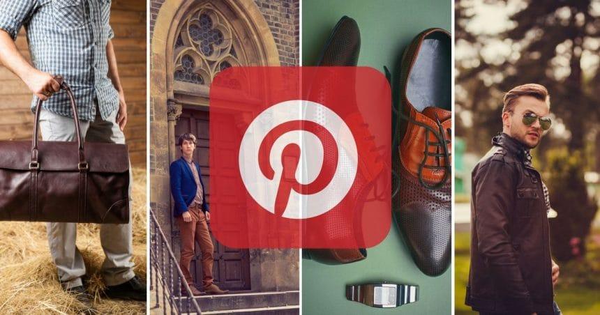 Pinterest for men