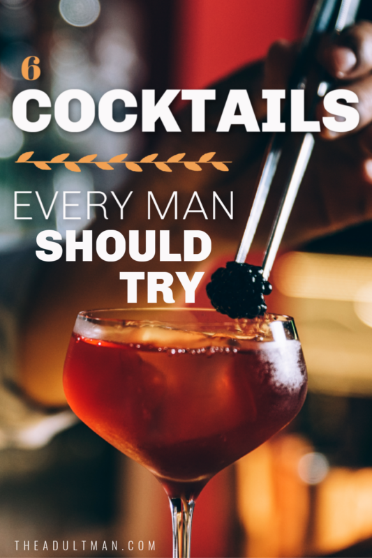 Manly Cocktails 2
