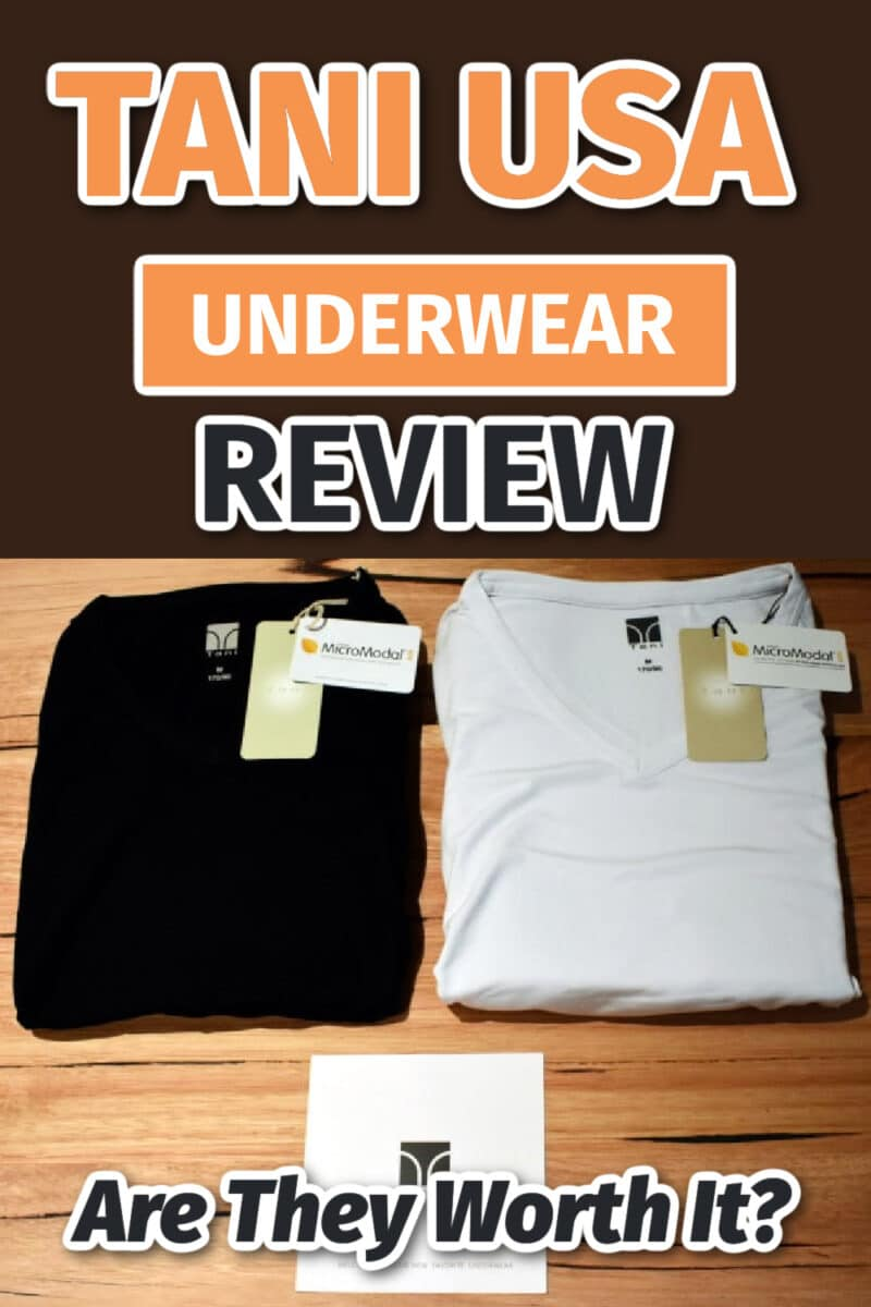 Tani USA Underwear Review: Are They Worth It?