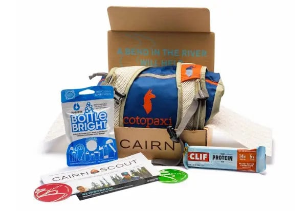 Cairn Subscription Box Product Shot Original Collection