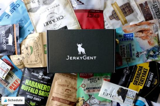 JerkyGent Jerky Of The Month Club