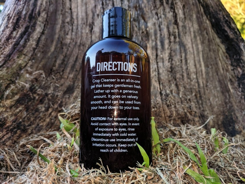 Manscaped - Crop Cleanser Outdoors - Reverse