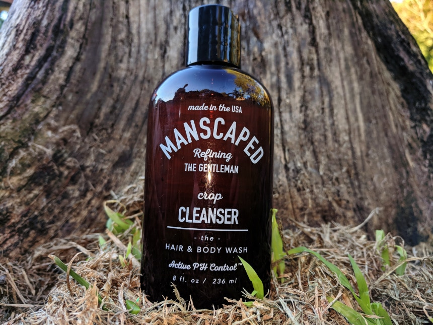 Manscaped - Crop Cleanser Outdoors