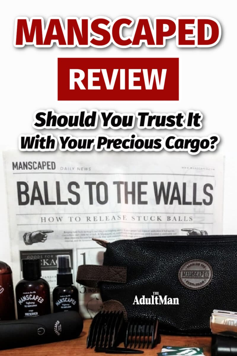 Manscaped Review: Should You Trust It With Your Precious Cargo?