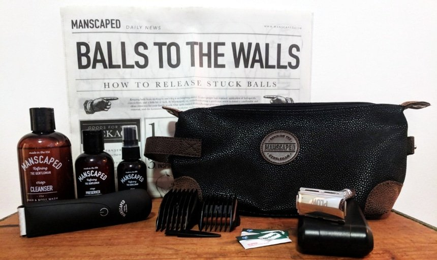 Manscaped Review: The Perfect Package 2.0