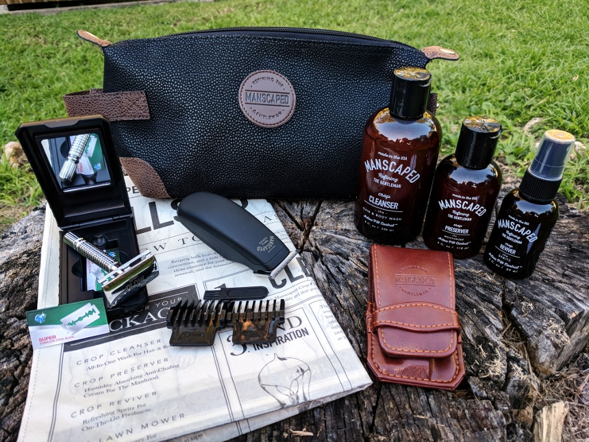 Manscaped Review - The Perfect Package and The Shears