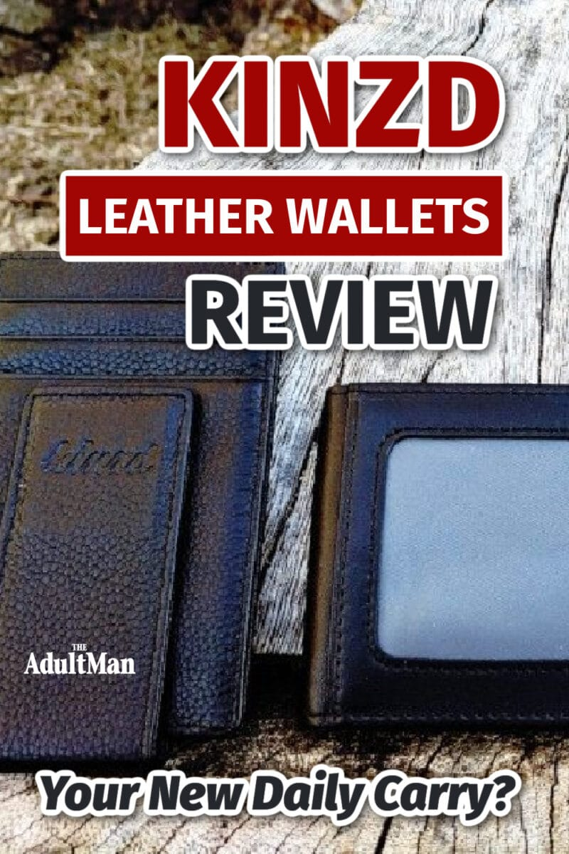 Kinzd Leather Wallets Review: Your New Daily Carry?