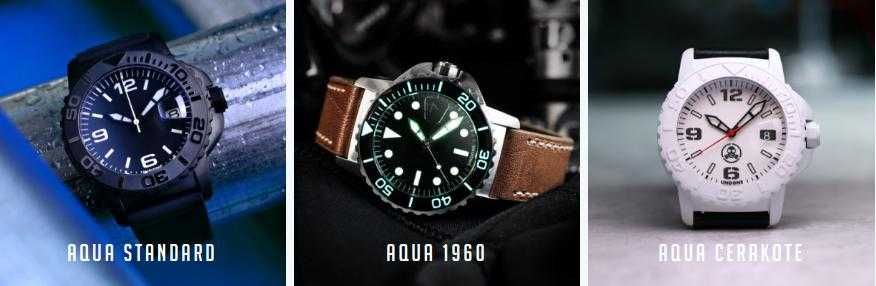 UNDONE Aqua Collection
