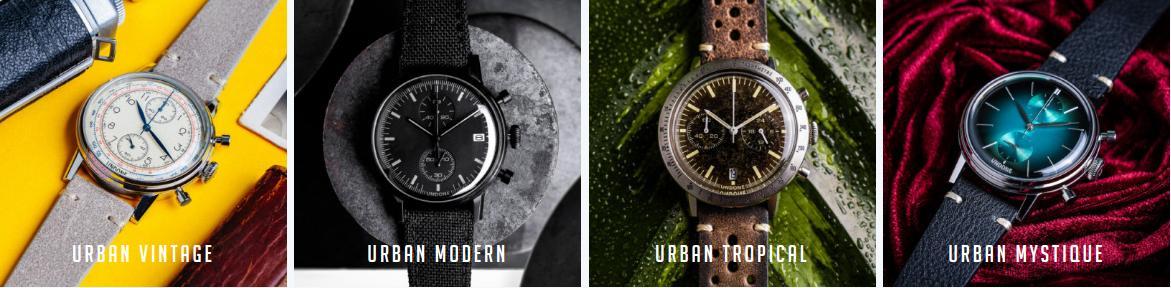 UNDONE Urban Collection