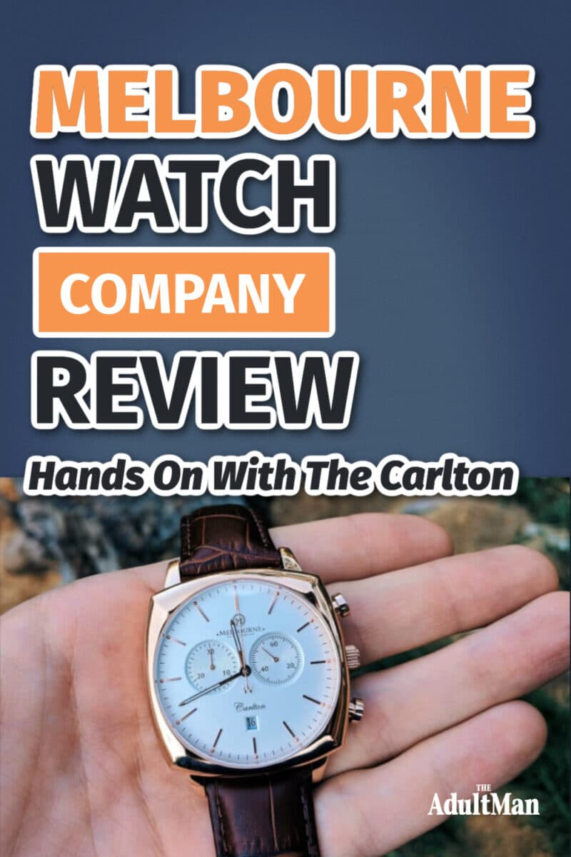 Melbourne Watch Company Review: Hands On With The Carlton