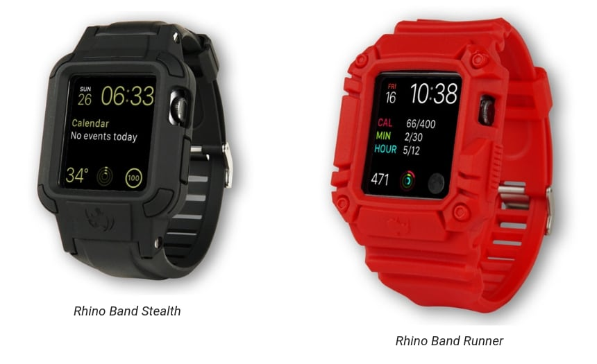 Rhino Band Stealth vs Rhino Band Runner