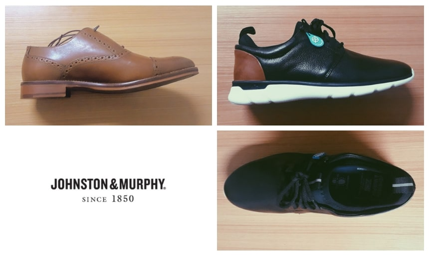Johnston And Murphy Shoes Review