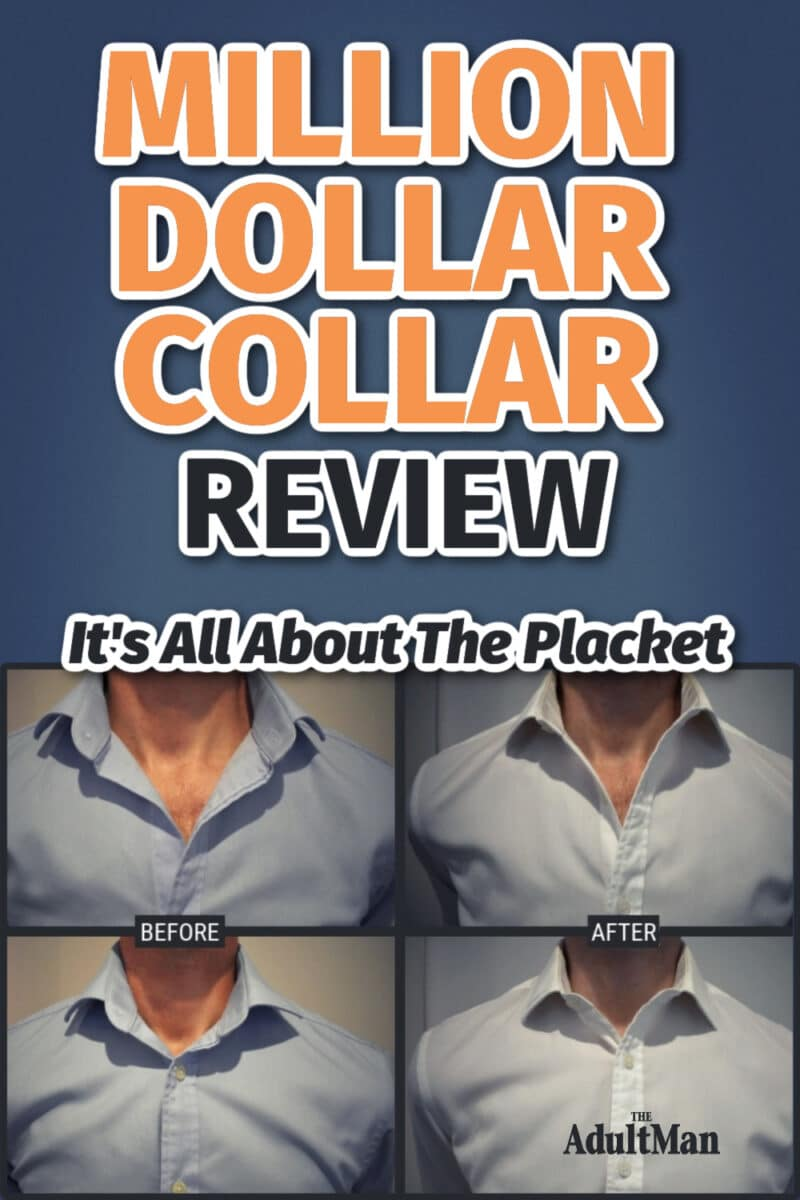 Million Dollar Collar Review: It's All About The Placket