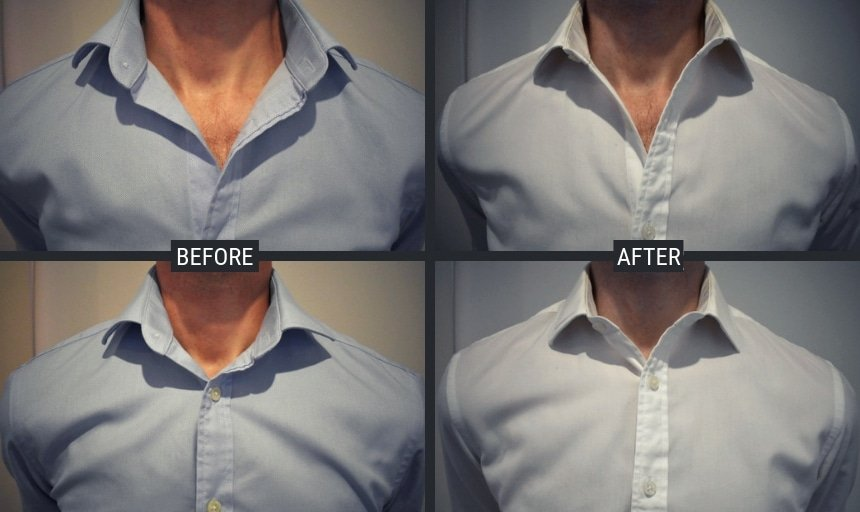 Million Dollar Collar Review_ Before and After Images (