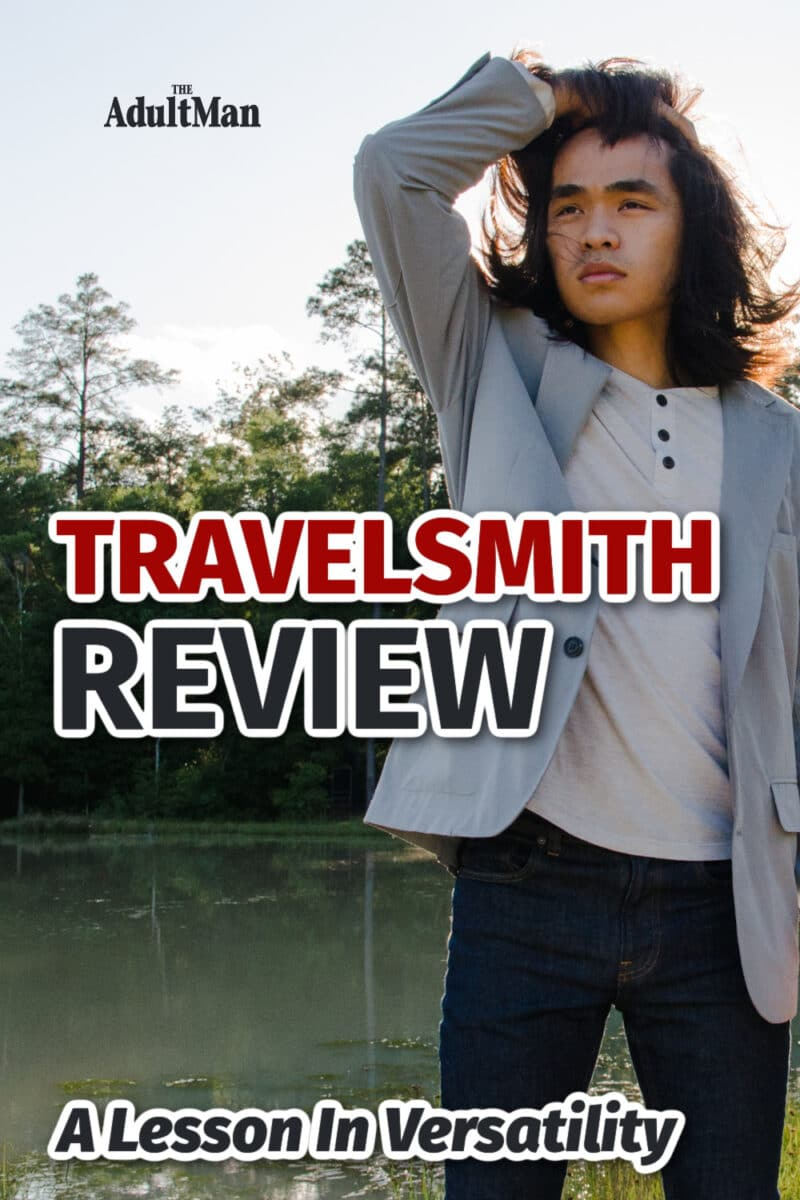 TravelSmith Review: A Lesson In Versatility