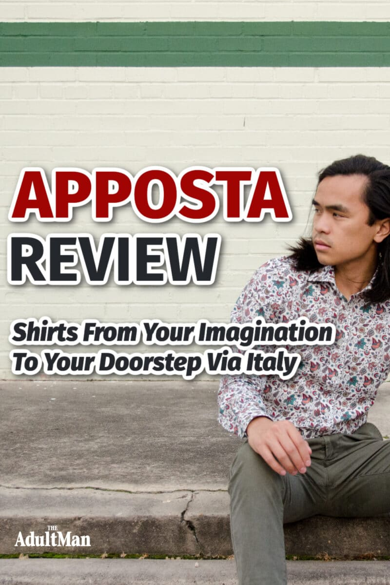 Apposta Review: Shirts From Your Imagination To Your Doorstep Via Italy