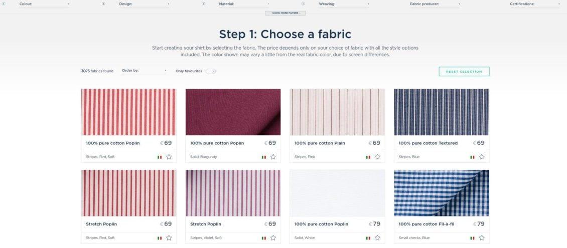 Apposta Shirt Designer Screenshot