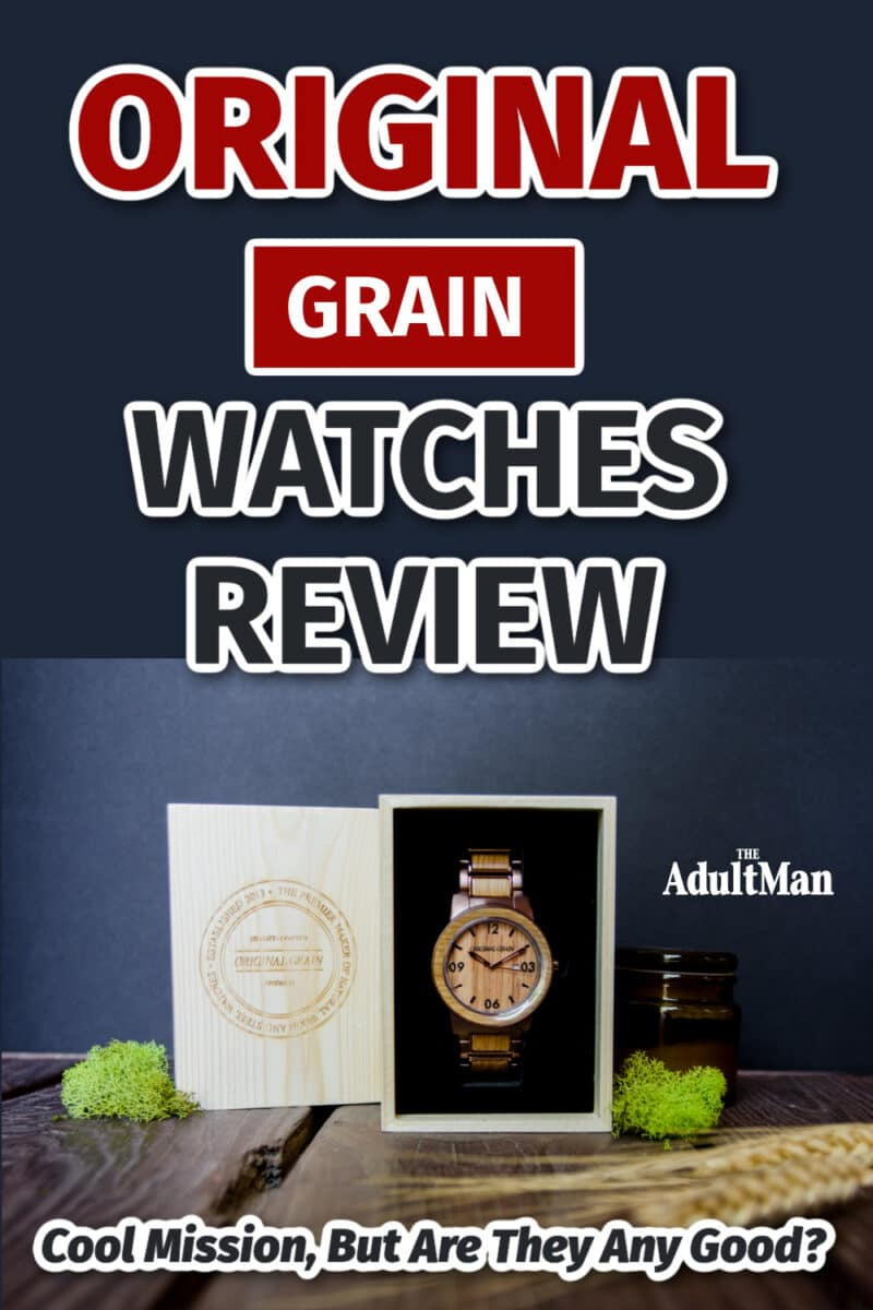 Original Grain Watches Review: Cool Mission, But Are They Any Good?