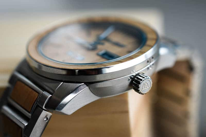 original grain barrel redesign stainless steel case
