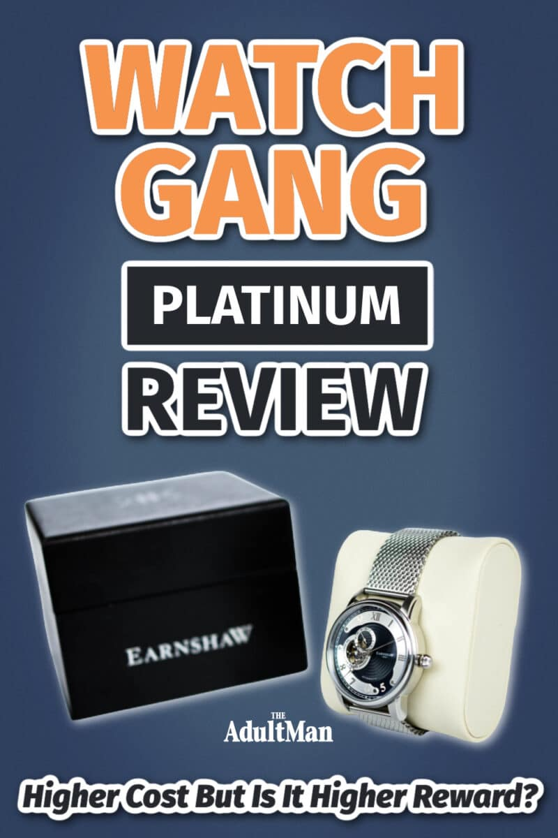 Watch Gang Platinum Review: Higher Cost But Is It Higher Reward?