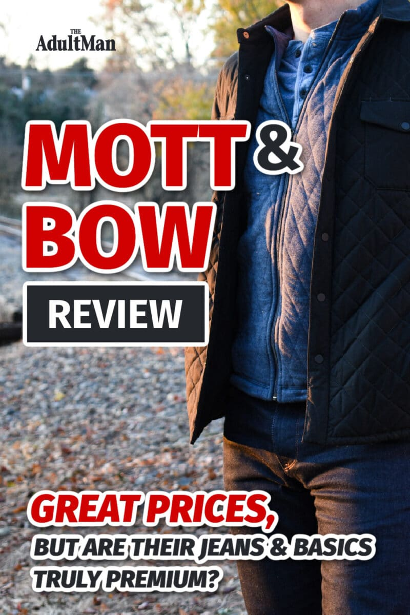 Mott & Bow Review: Great Prices, But Are Their Jeans & Basics Truly Premium?