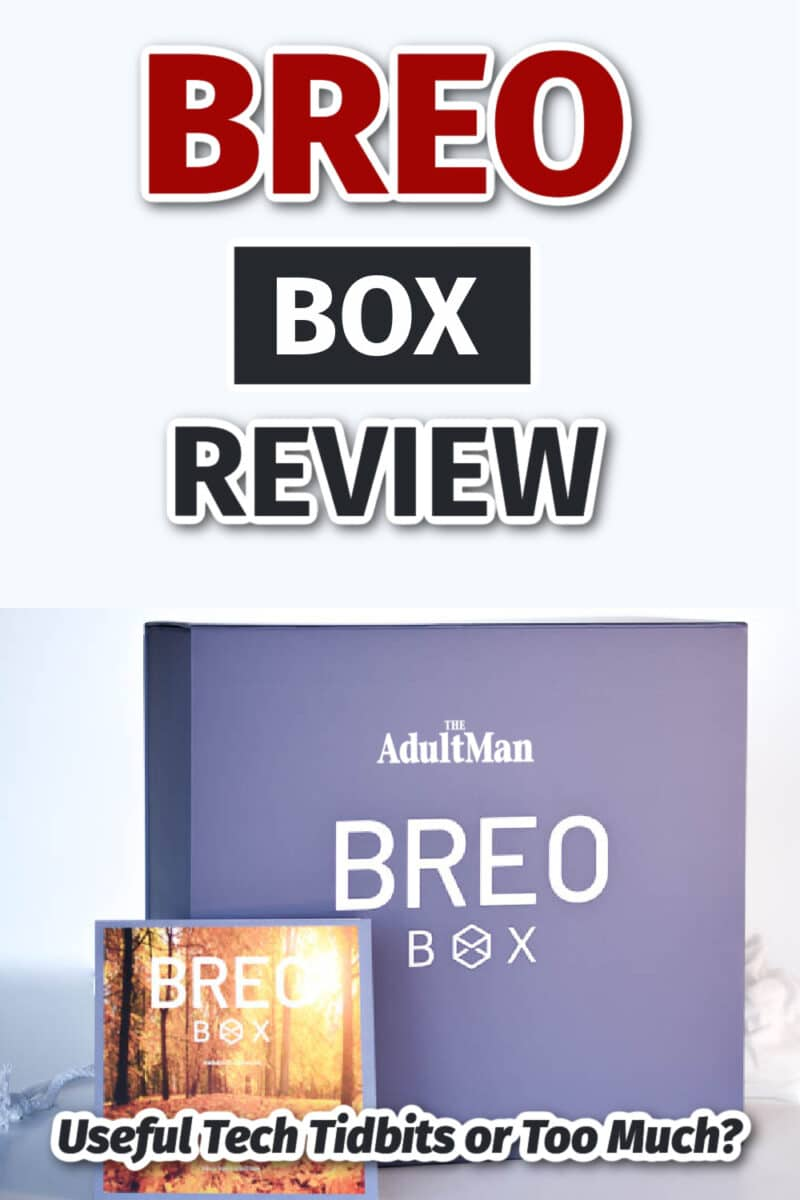 BREO BOX Review: Useful Tech Tidbits or Too Much?