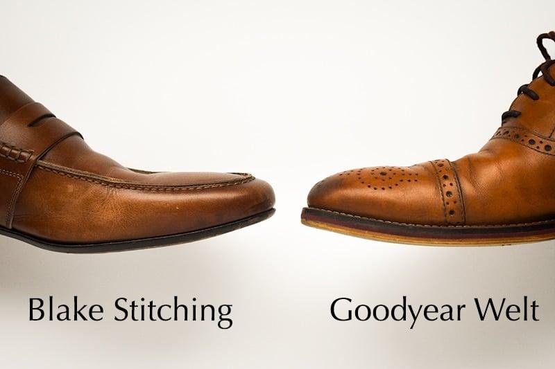 Blake stitch vs goodyear welt