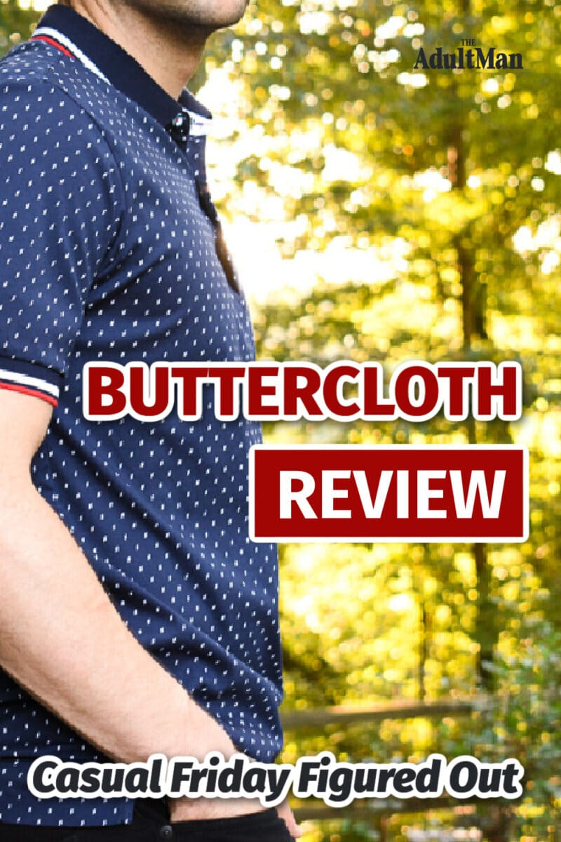 Buttercloth Review: Casual Friday Figured Out