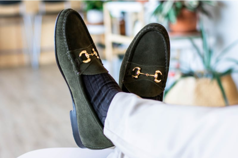 Jay Butler Millbank Horsebit Loafers