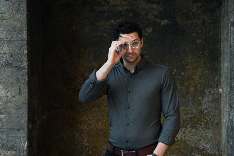 Mizzen Knit Adjust Glasses 1