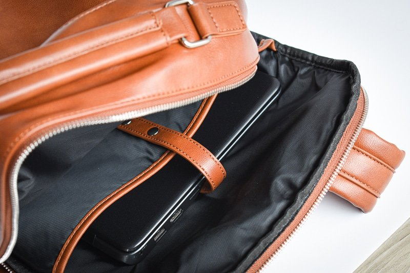Modern Made Man Leather Backpack computer pocket 1.jpg
