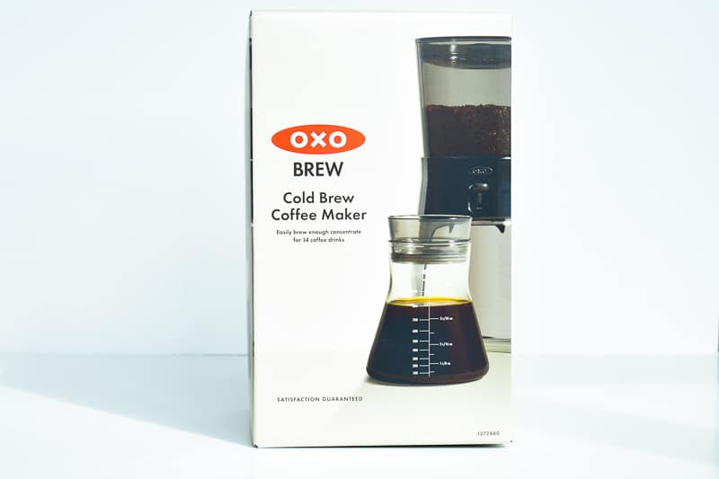 OXO Cold Brew Packaging