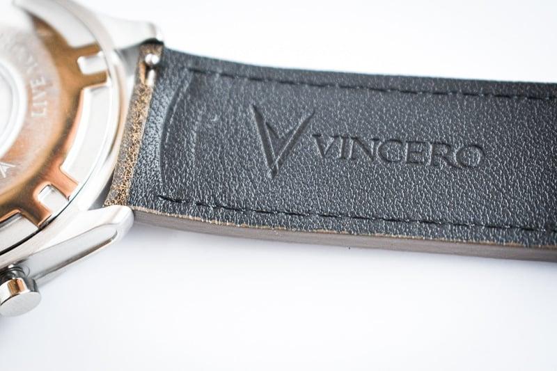 Vincero Band Stamp