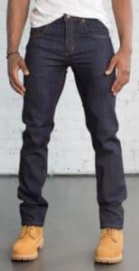 Dearborn Slim Fit Stretch Denim Product Shot