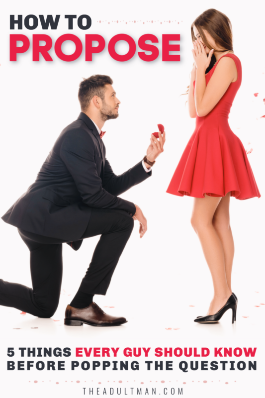 How to Propose