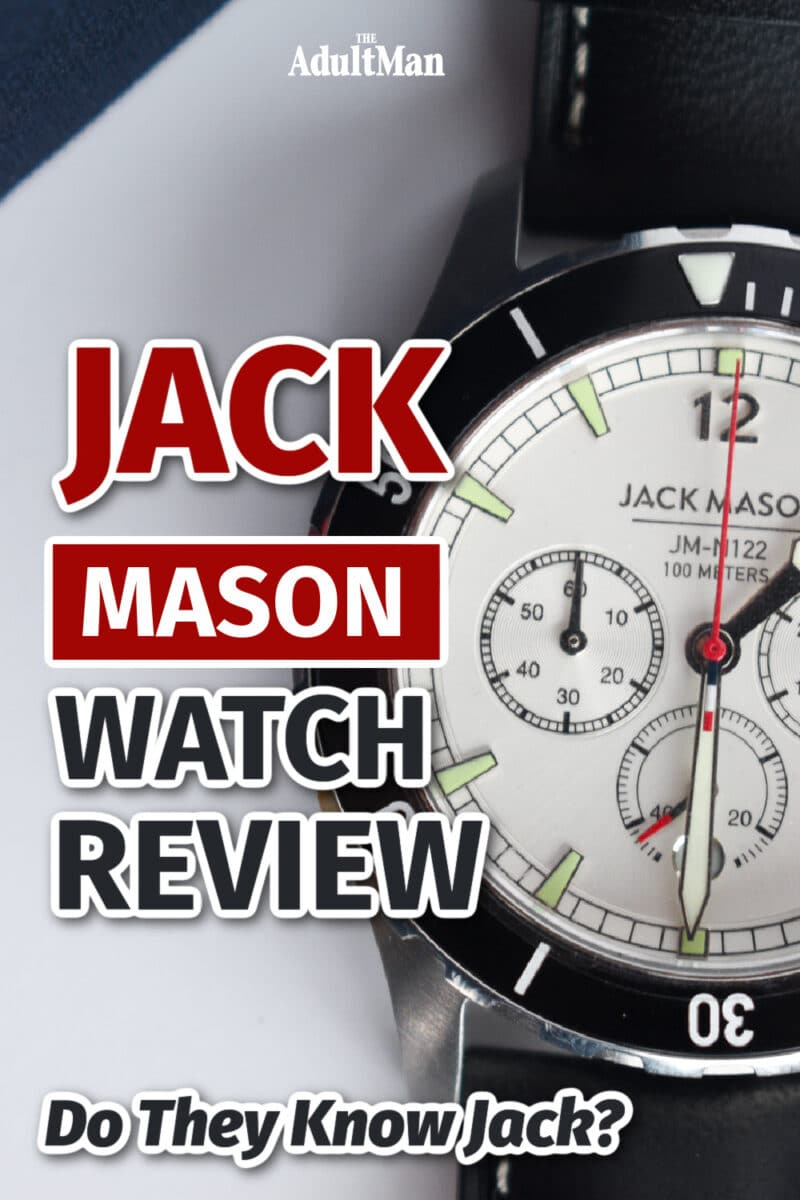 Jack Mason Watch Review: Do They Know Jack?