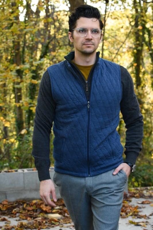 Mizzen and Main Vest Layering 11