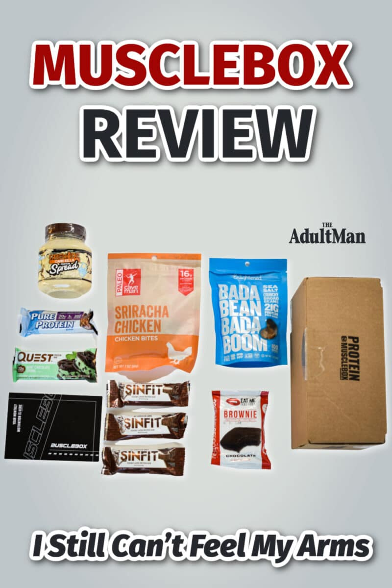 Musclebox Review: I Still Can't Feel My Arms