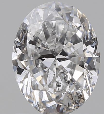 heavy inclusion diamond