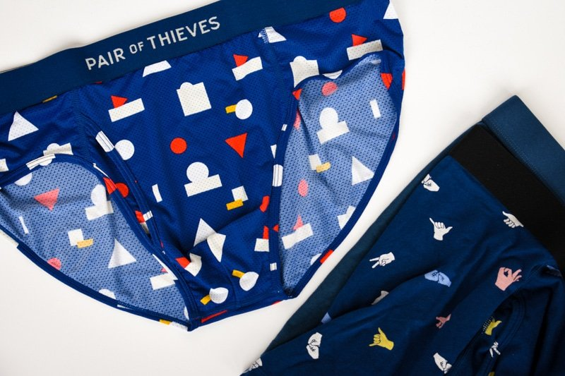pair of thieves cool breeze mesh briefs
