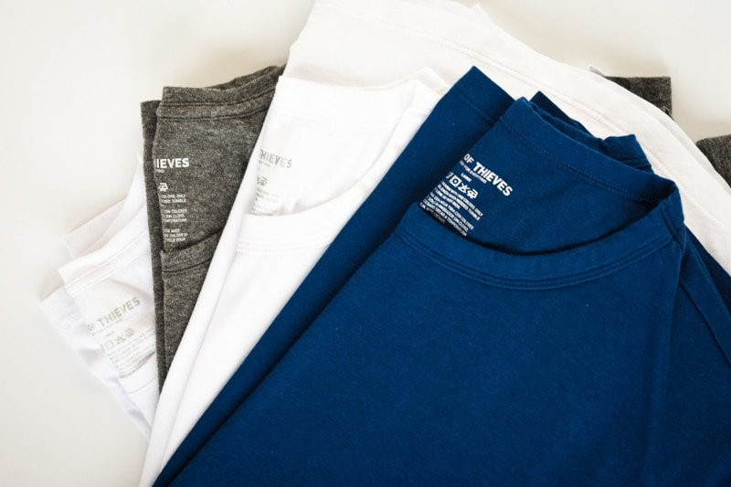 pair of thieves shirts lineup