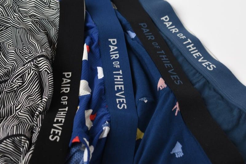 pair of thieves underwear lineup