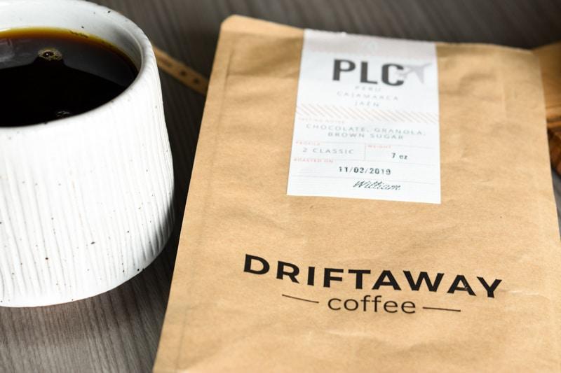 peru driftaway coffee