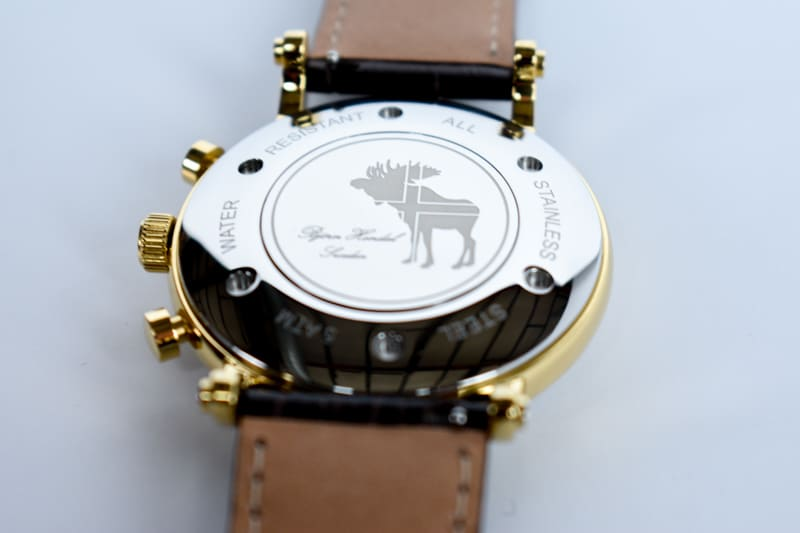 varberg chronograph magic moose