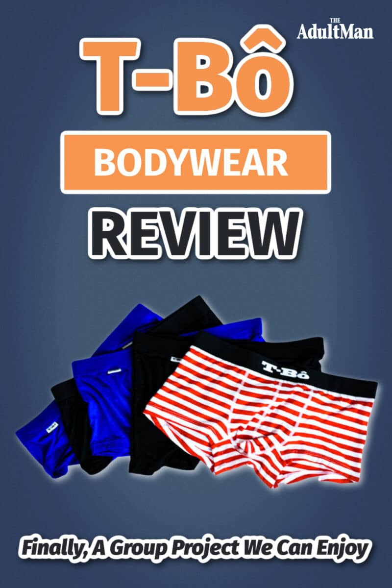T-Bô Bodywear Review: Finally, A Group Project We Can Enjoy