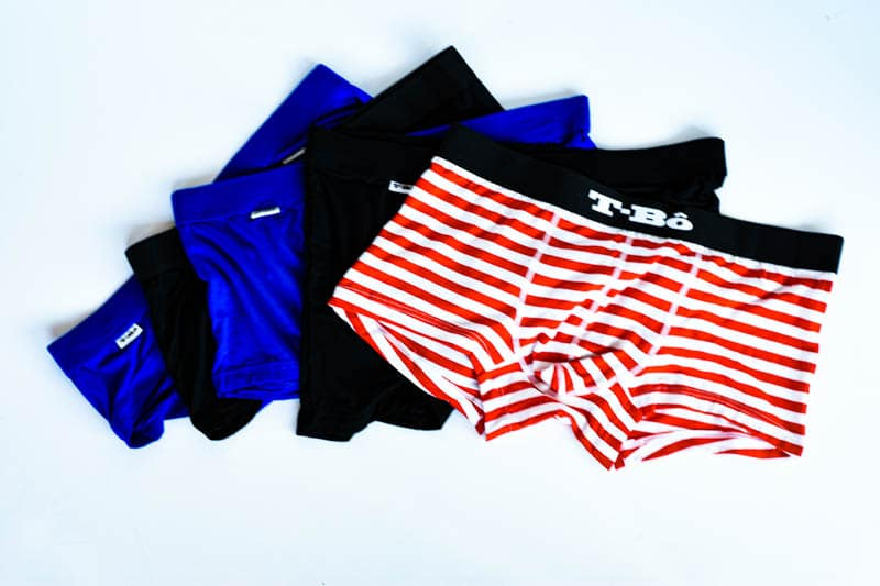 from briefs to trunks tbo underwear lineup