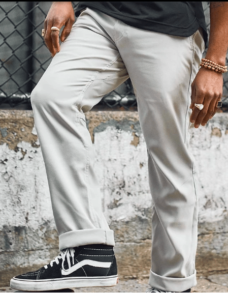 Western Rise Alloy Chino