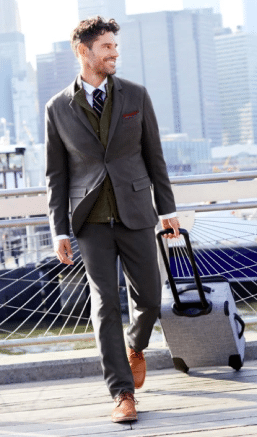 Bluffworks Gramercy Travel Suit