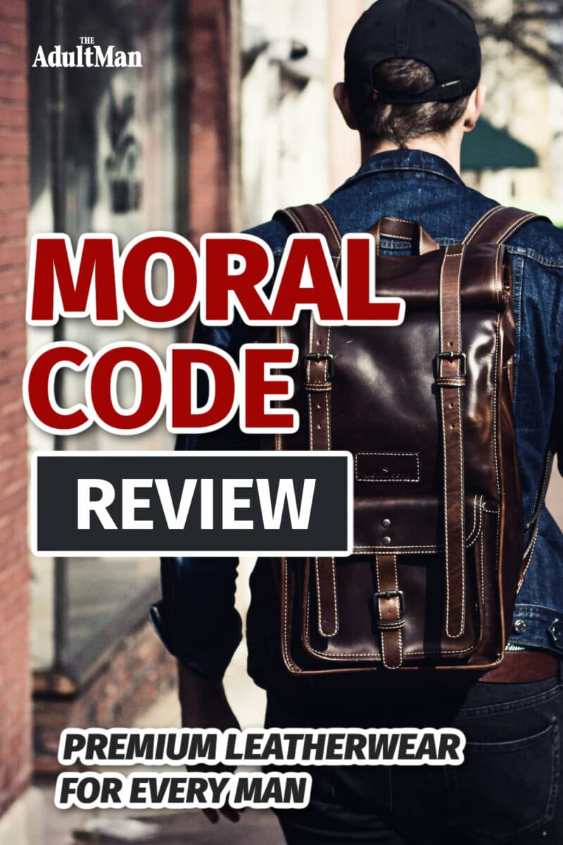 Moral Code Review: Premium Leatherwear for the Everyman