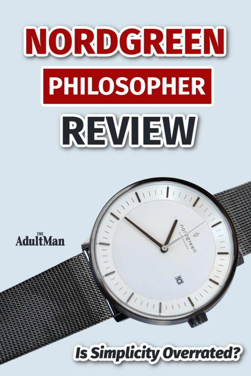 Nordgreen Philosopher Review: Is Simplicity Overrated?